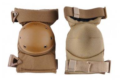 Taktinės kelių apsaugos - UltraFlex Coyote Brown