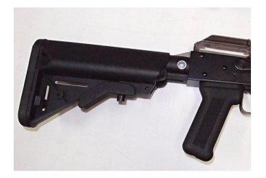 AK74 PMC Gas Blow Back Rifle 2