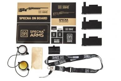 Snaiperinis šautuvas SA-S02 Multicamo 8