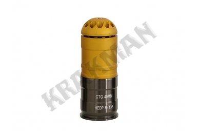 Green gas granata 120 šovinių