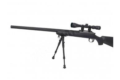 Airsoft snaiperinio šautuvo MB03 komplektas 2