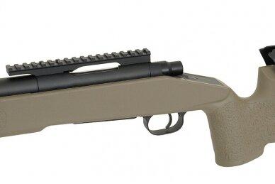 Airsoft snaiperinis šautuvas CM.700 - Olive Drab 3