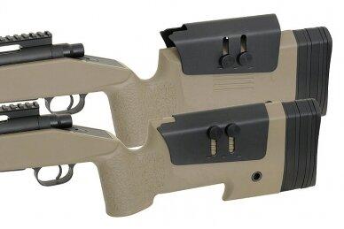 Airsoft snaiperinis šautuvas CM.700 - Olive Drab 5