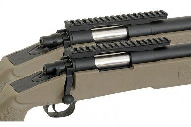 Airsoft snaiperinis šautuvas CM.700 - Olive Drab 7