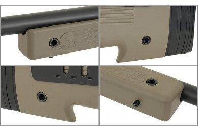 Airsoft snaiperinis šautuvas CM.700 - Olive Drab 8