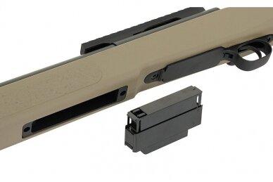 Airsoft snaiperinis šautuvas CM.700 - Olive Drab 9