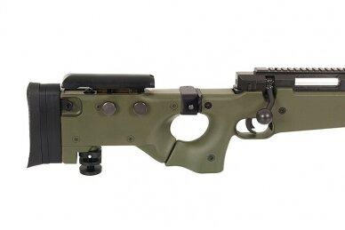Airsoft snaiperinis šautuvas MB-08 - Olive 10