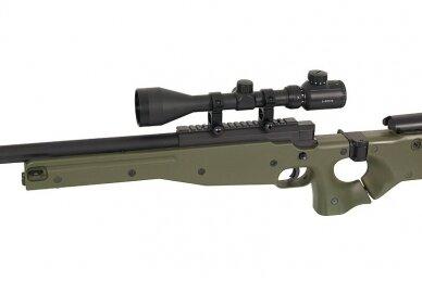 Airsoft snaiperinis šautuvas MB-08 - Olive 12