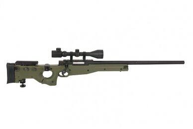 Airsoft snaiperinis šautuvas MB-08 - Olive 13
