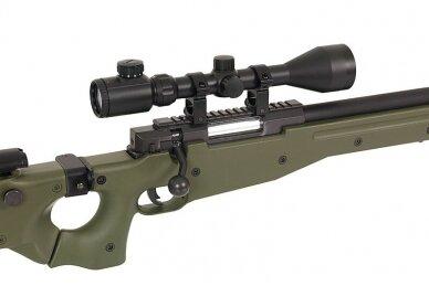 Airsoft snaiperinis šautuvas MB-08 - Olive 15