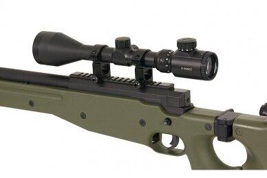 Airsoft snaiperinis šautuvas MB-08 - Olive 16
