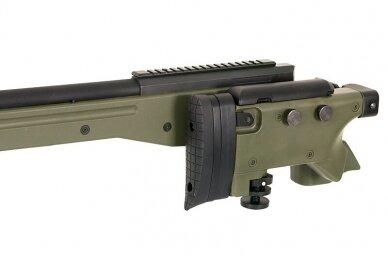 Airsoft snaiperinis šautuvas MB-08 - Olive 4