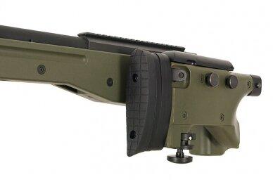 Airsoft snaiperinis šautuvas MB-08 - Olive 6