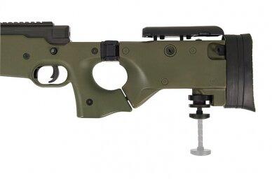 Airsoft snaiperinis šautuvas MB-08 - Olive 8