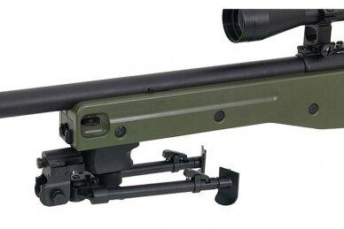 Airsoft snaiperinis šautuvas MP002C 10
