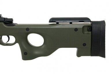 Airsoft snaiperinis šautuvas MP002C 11