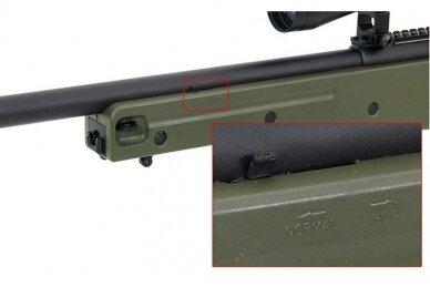 Airsoft snaiperinis šautuvas MP002C 12