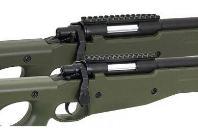 Airsoft snaiperinis šautuvas MP002C 3