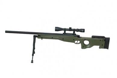 Airsoft snaiperinis šautuvas MP002C 4