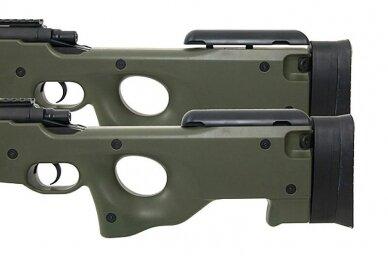 Airsoft snaiperinis šautuvas MP002C 6
