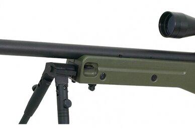 Airsoft snaiperinis šautuvas MP002C 7