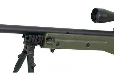 Airsoft snaiperinis šautuvas MP002C 8
