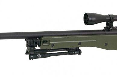 Airsoft snaiperinis šautuvas MP002C 9