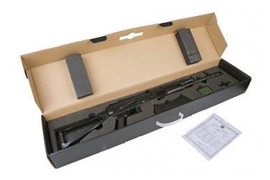 Šratasvydžio automatas AK-74N 21