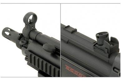 Airsoftinis automatas MP5 (BlowBack) 3