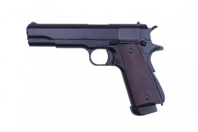 Šratasvydžio pistoletas 1911 CO2