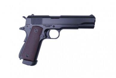 Šratasvydžio pistoletas 1911 CO2 2