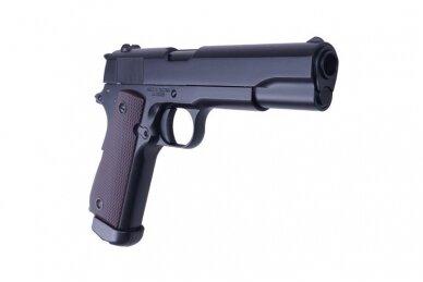 Šratasvydžio pistoletas 1911 CO2 4