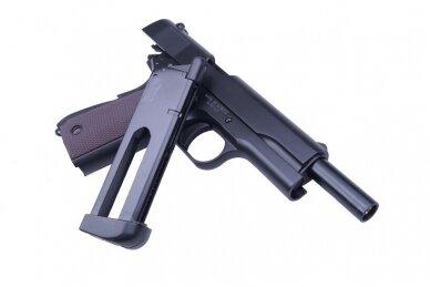 Šratasvydžio pistoletas 1911 CO2 5