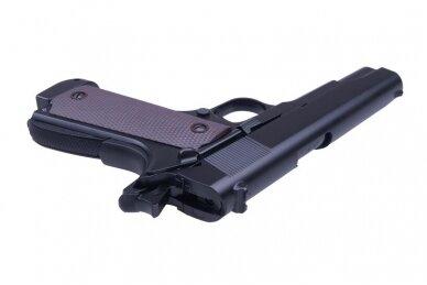 Šratasvydžio pistoletas 1911 CO2 6
