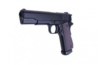 Šratasvydžio pistoletas 1911 CO2 3