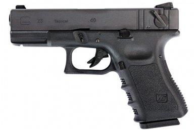 WE Glock 23C gen. 4 Airsoftinis pistoletas