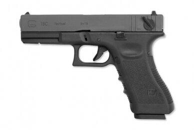 Šratasvydžio pistoletas WE Glock 18c