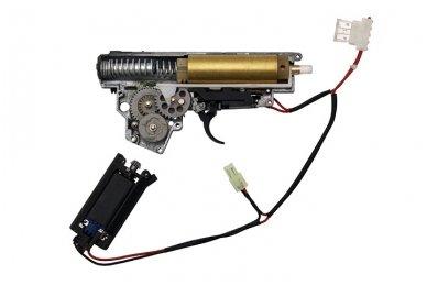 Šratasvydžio automatas AKs-74U 11
