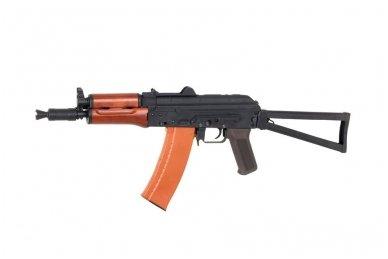 Šratasvydžio automatas AKs-74U 12