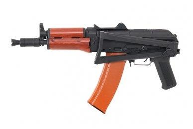 Šratasvydžio automatas AKs-74U 3