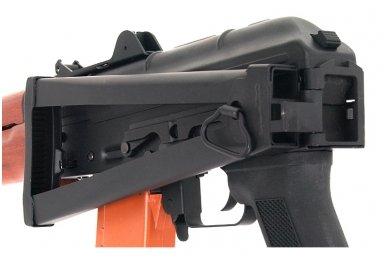 Šratasvydžio automatas AKs-74U 9