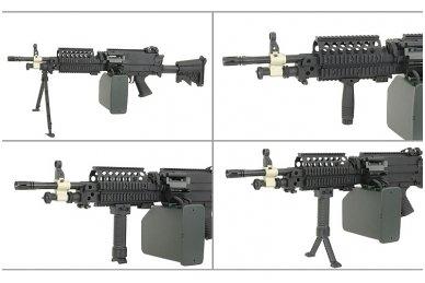 Kulkosvaidis MK-46 8