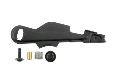 AK saugiklio perjungimo rankenėlė
