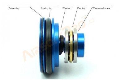 Aliumininė stūmoklio galva AirsoftPro 4