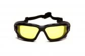 Apsauginiai akiniai Pyramex -  I Force (Geltoni)