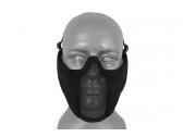 Half Face Protective MESH Mask 3.0 - Black
