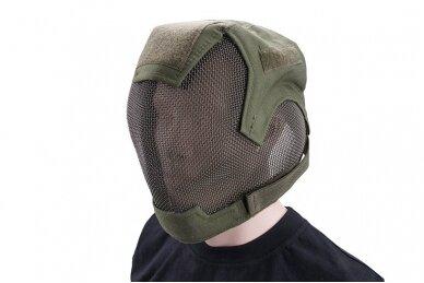 """Apsauginė veido kaukė """"V6 type full mask Ultimate Edition"""" (OD) 4"""