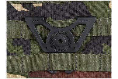 Aukštos kokybės polimero dėklas 1911 pistoletui 12