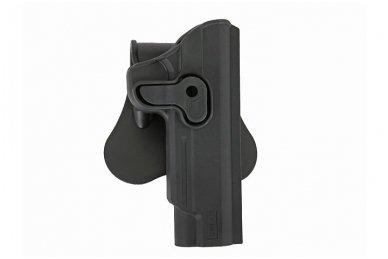 Aukštos kokybės polimero dėklas 1911 pistoletui 2