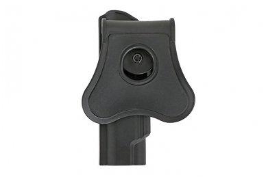 Aukštos kokybės polimero dėklas 1911 pistoletui 3